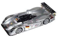 Audi R8 #7, Capello 3rd 2000 Le Mans Cars, Minichamps 430000907  Diecast  1/43