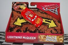 Disney Cars 3 Crazy 8 Crashers 1:55 scale Lightning McQueen