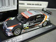 AUDI A4 DTM 2007 #8 Scheider Gebrauchtwagen + Team Abt Sports Minichamps 1:43