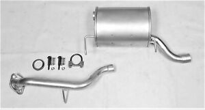 Fits 2006 To 2010 Mazda 5 2.3L 4 Cylinder Direct Fit Muffler