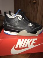 Air Jordan Retro 4 Motorsport Alterante Size 6 Youth
