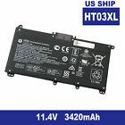 Genuine OEM HT03XL Battery for HP Pavilion L11421-2C2 L11119-855 15-CS 15-DA New
