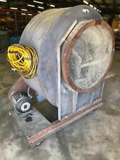 """Champion 300 CENT Blower Fan 5Hp 1745 RPM 24"""" Inlet 33x23 Out 230/460Volt 3Phase"""