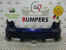 AUDI S3 2012 - 2015 GENUINE A3 S LINE SPORTBACK 5DR REAR BUMPER P/N: 8V4807511P