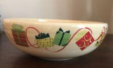 "New Fiestaware Christmas Gifts Bistro Bowl 7.5"" Fiesta Ivory Belk Exclusive"