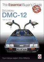 Veloce The Essential Buyer's Guide Delorean DMC-12 1981 to 1983, Paperback by...