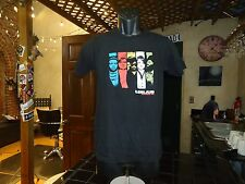 Leeland Opposite Way black small t-shirt, Christian rock band from Baytown, TX