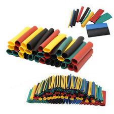 328Pcs 8 Sizes Assortment Ratio 2:1 Heat Shrink Tubing Sleeving Wrap Wire Kit AU