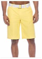 Fashion Casual Shorts Men's Shorts  Bahamas Belted Walking Chinos Jogger Shorts