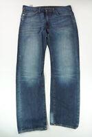 Levi's Levis Jeans 505 W36 L34 36/34 blau stonewashed gerade Denim -C0871