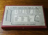 Vintage Bestfit Expansions Band Repair Kit #160 for Watch Repairs