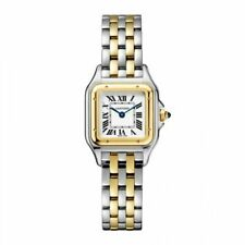 Cartier Panth�re Silver Women's Watch - W2PN0006