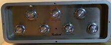 Rare Vintage Rauland Amplifier Model 4115B Powers On Working Or Parts