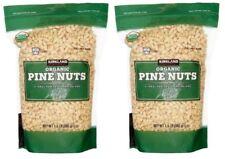Kirkland Signature™ USDA Organic Pine Nuts 24 oz 2-pack Total 48 oz (3 LB)