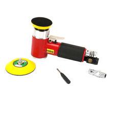 2 Inch 3 Inch Mini Air Sander Kit Eccentric Orbital Polisher For Auto Body Work