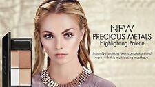 Sleek Precious Metals Highlighter Palette for Face & Body ~ No.29