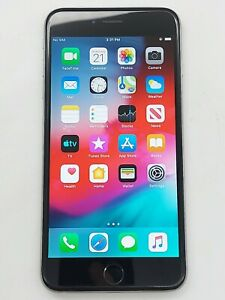 Apple iPhone 6 Plus - 16GB - Space Gray (Unlocked) A1522 Bad Touch *Check IMEI*