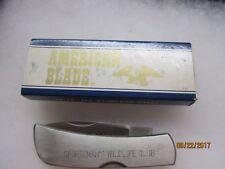 Vintage American Blade Sportsman's Wildlife Club 1 blade In original box