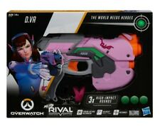 NERF Rival Overwatch D.Va Blaster Pink Gun Toy. NEW