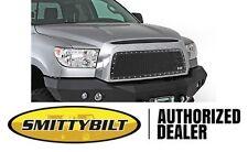 Smittybilt M1 Wire Mesh Grille 10-13 Toyota Tundra Pickup Truck 615840 Black