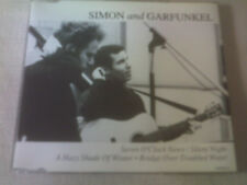 SIMON & GARFUNKEL - SEVEN O'CLOCK NEWS / SILENT NIGHT - 3 TRACK CD SINGLE