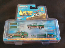 Greenlight 1:64  1972 Ford F100 w 1979 Wagon - National Lampoons GREEN MACHINE