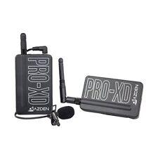 Azden Pro-xd - Micrófono Inalámbrico de 2.4 GHz para Cámaras DSLR y CSC col