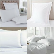 Pair Pillow Case Continenetal 60cm x