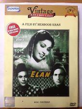 Elan (1947) - Surender, Munawar Sultana - Hindi Movie DVD ALL/0