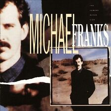 1 CENT CD The Camera Never Lies - Michael Franks