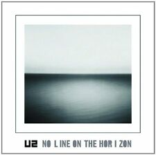 U2 NO LINE ON THE HORIZON CD & MAGAZINE NEW