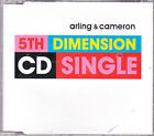 MAXI CD SINGLE 3T ARLING & CAMERON 5TH DIMENTION DE 2001 NEUF SCELLE