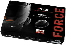 Uclear HBC200 Force Bluetooth Helmet Communicator - Single Pack