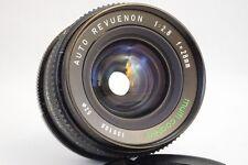 MC REVUENON Weitwinkel Objektiv Lens 28/2.8 Pentax PK