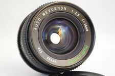 Mc Revuenon gran angular objetivamente lens 28/2.8 Pentax PK