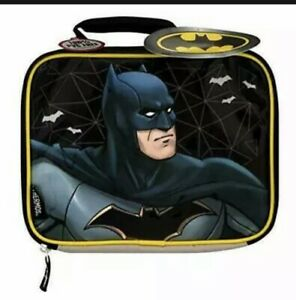 Thermos Batman Soft Lunch Box for Kids