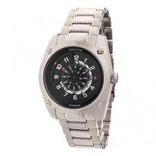 Heritor Automatic Daniels Men's Semi-Skeleton Silver Bracelet Watch HR7401