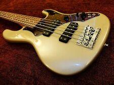 Fender Roscoe Beck V 5 String Bass Guitar