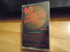 SEALED RARE OOP Instrumental Hits CASSETTE TAPE Chariots of Fire NEW YORK, NY !