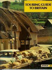 1970's BL Mini Clubman Cover Photo  1978 BTA/AA Touring Guide
