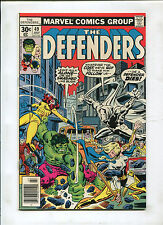 THE DEFENDERS #49 (9.0) MOON KNIGHT COVER!