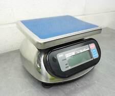 A&D SK-2000WPZ Digital Washdown Scale