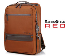 "Samsonite RED 2018 GLENDALEE Backpack M 15.6"" Laptop Tablet EMS 30x44 cm Orange"