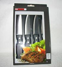 Fackelmann  Messerset 4-teilig ideal zum Grillen