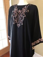 Butterfly Khaleeji Abaya Arabic Farasha Abaya Hijab Dubai Made Size M 56