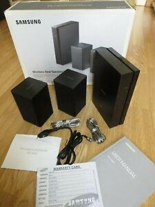 Samsung Wireless Rear Speaker Kit SWA-8500S, Rück-Lautsprecher Bluetooth.Vie NEU