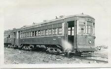 5F961 RP 1940/50s? PHILADELPHIA TRANSPORTATION CO JUNK BONE YARD CAR #5088