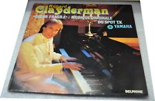 richard clayderman, coeur fragile / LP vinyle 33 tours