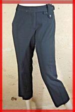 GERARD DAREL Taille 38 Superbe pantalon habillé noir femme trousers 6111723d2ca7