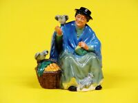 Royal Doulton Figurine TUPPENCE A BAG Signed HN  2320 Hand Made & Hand Decorated